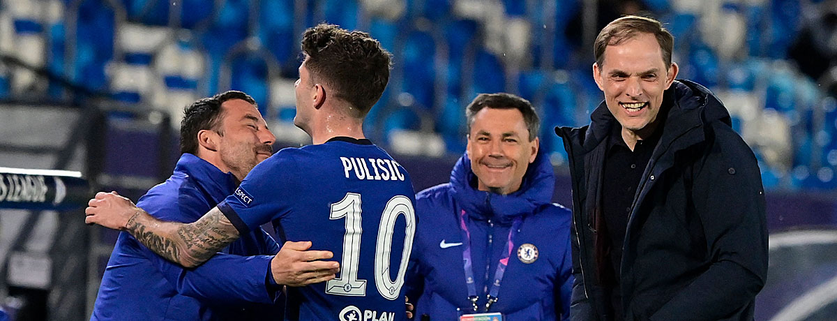 Chelsea - Leicester City: Blues mit super Pokal-Bilanz