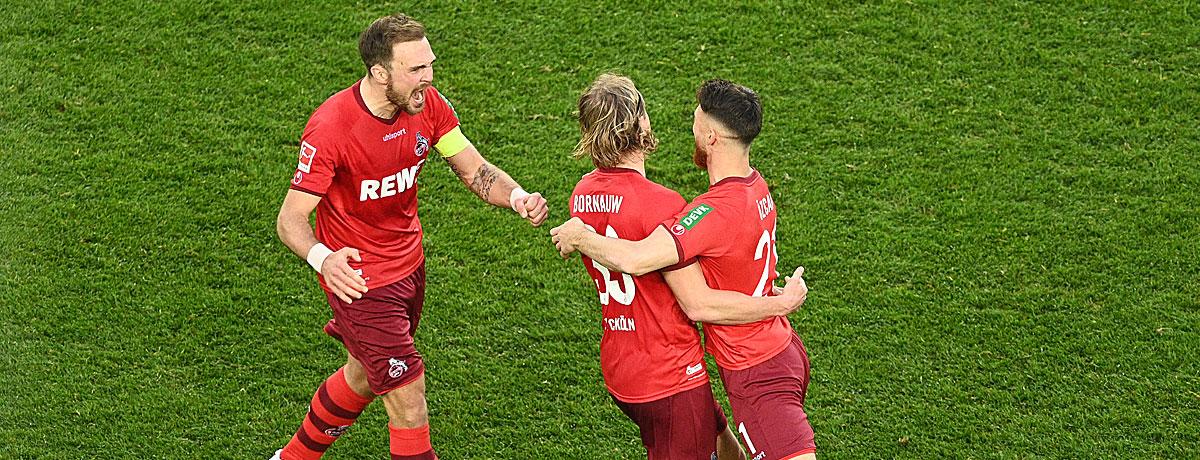 Klassenerhalt: Darum steigt der 1. FC Köln nicht ab