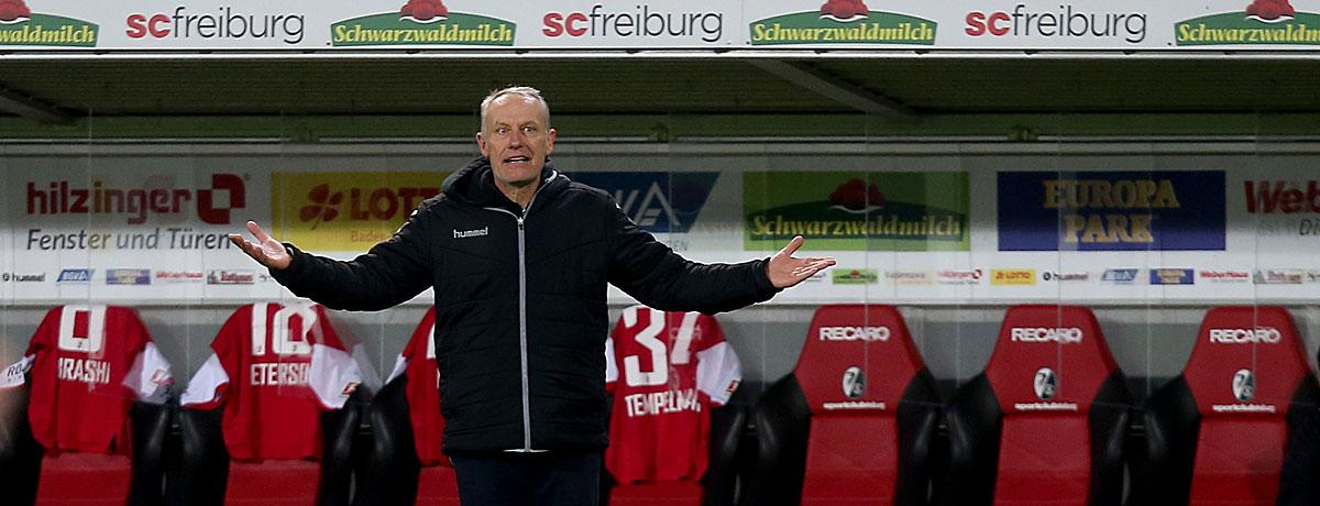 Arminia Bielefeld - SC Freiburg: Zeit für eine neue Serie