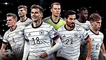 DFB-Kader: Mit diesem Aufgebot geht Löw in sein letztes Turnier
