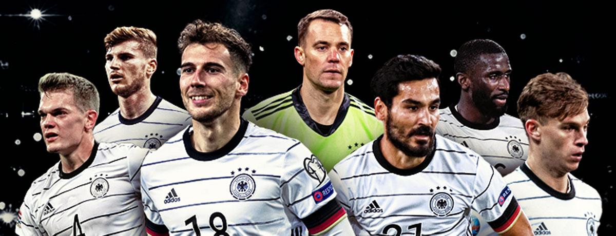 DFB-Kader EM 2020