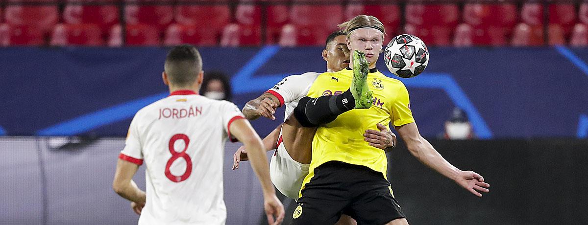 BVB - FC Sevilla: Bloß nicht zu sicher fühlen ...