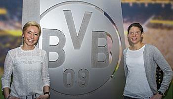 Frauenfußball beim BVB: Aus der Kreisliga in die deutsche Spitze