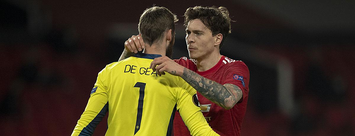 AS Rom - Manchester United: Nur noch Formsache für die Red Devils