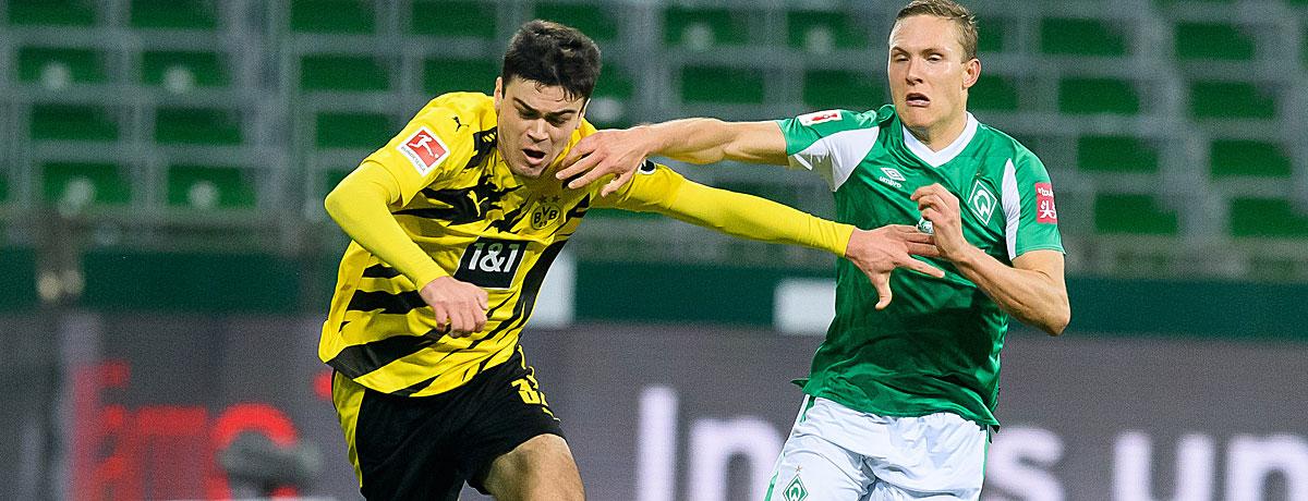 BVB - Werder Bremen: Champions-League-Spiel als gutes Omen