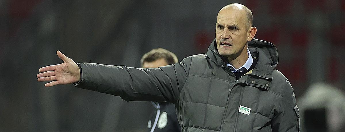 FC Augsburg - Gladbach: Vorsicht Borussia! Herrlich kann Ex-Klub