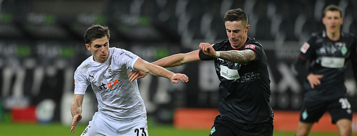 Werder Bremen - Gladbach: Fast nichts spricht für den SVW