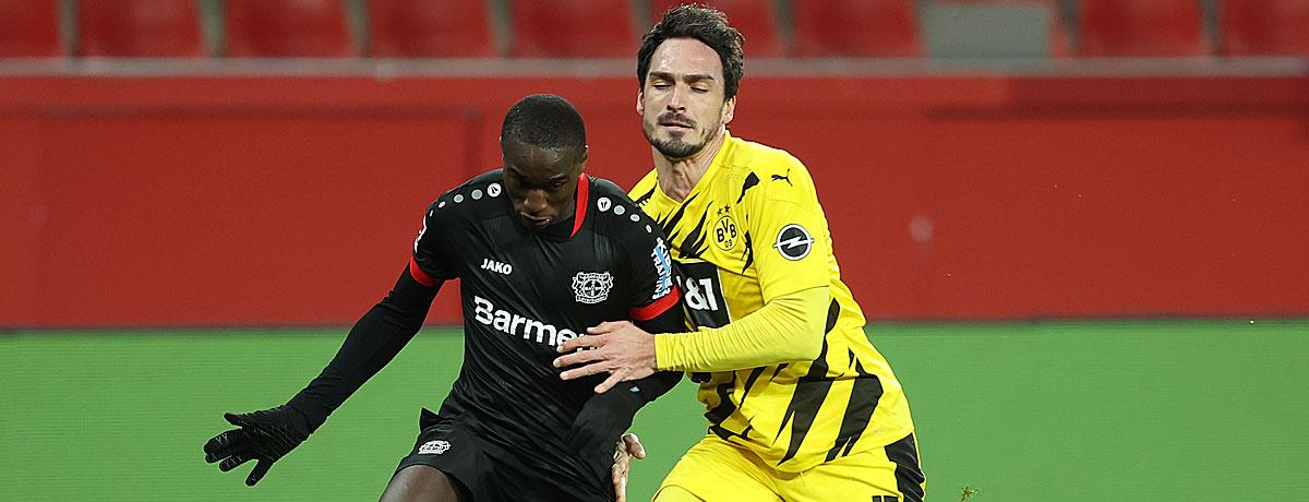 BVB - Bayer Leverkusen: Schaulaufen in Dortmund