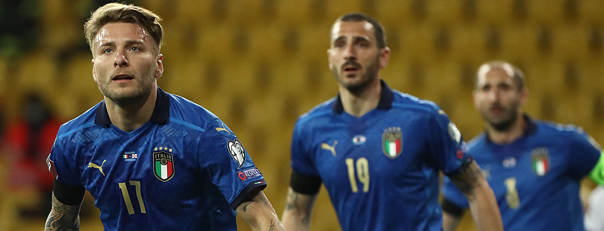 Türkei - Italien: Squadra Azzurra ist der Favorit