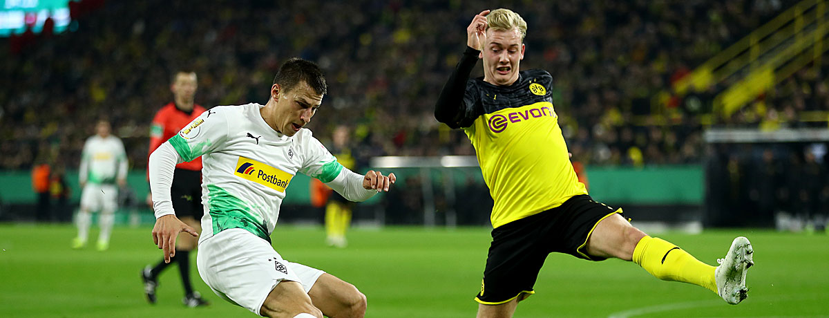 Borussia Mönchengladbach - BVB: Rose, wechsle dich…