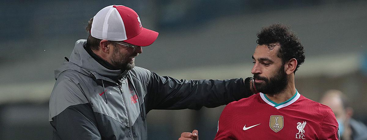 Manchester United - FC Liverpool: Klopp ist noch sieglos im Old Trafford