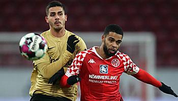 Eintracht Frankfurt – FSV Mainz 05: Derby mit viel Zündstoff