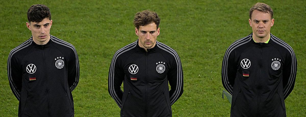 Rumänien - Deutschland: Kein Selbstläufer für die DFB-Auswahl