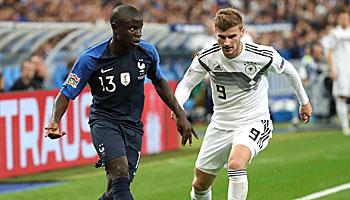 Frankreich - Deutschland: DFB-Team verlor noch nie ein EM-Auftaktspiel