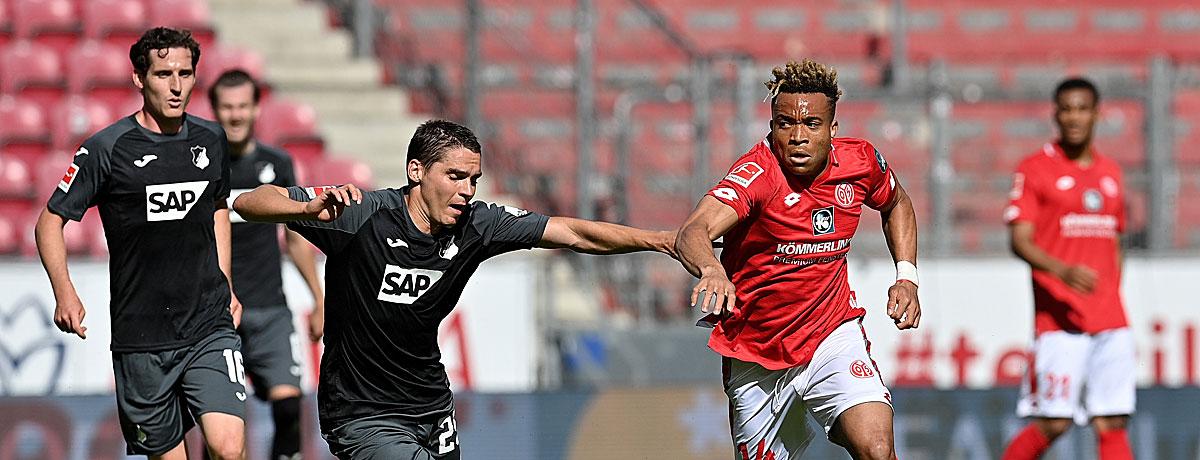 TSG Hoffenheim - FSV Mainz 05: Ein Spiel mit Torgarantie