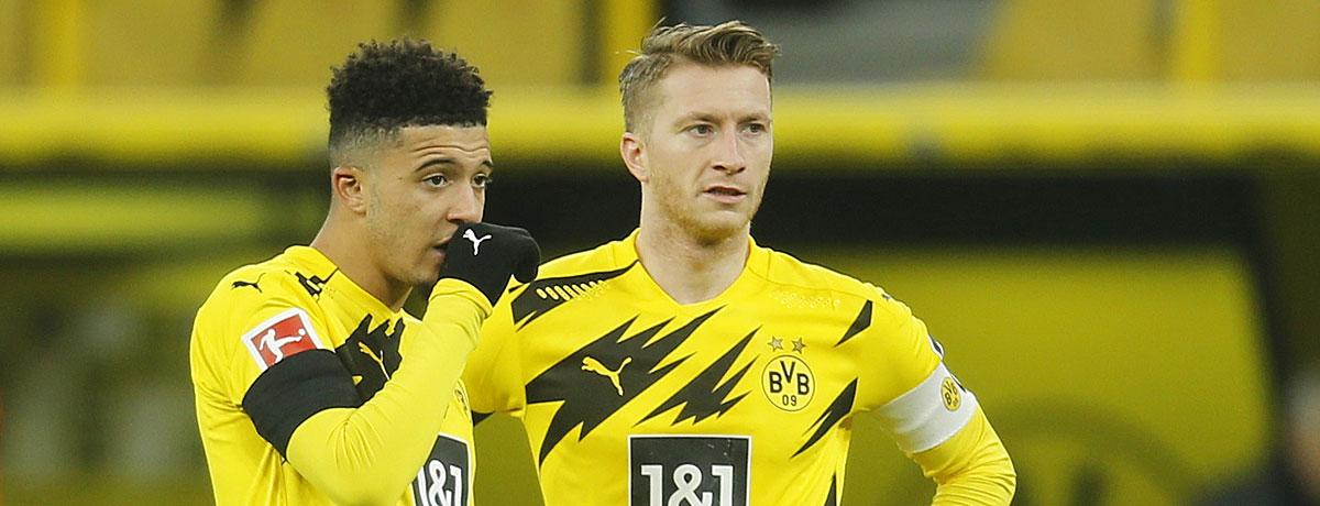VfB Stuttgart - BVB: Welches Gesicht zeigt Dortmund?