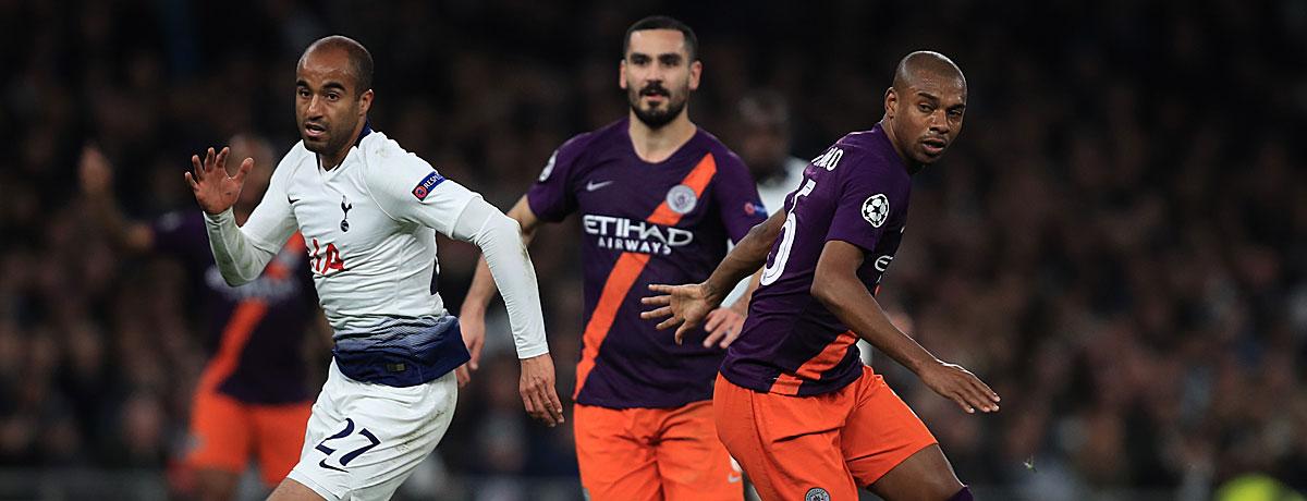 Tottenham - Manchester City: Wer gewinnt den ersten Titel 2021?