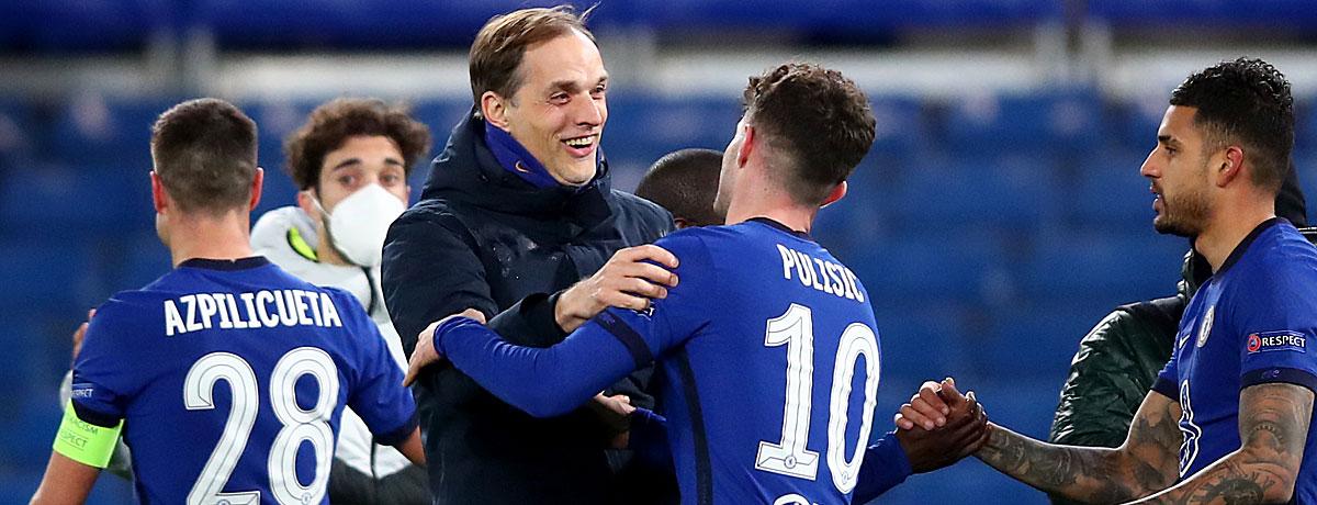 Chelsea - Manchester City: Wer krönt die Woche mit dem Final-Einzug?