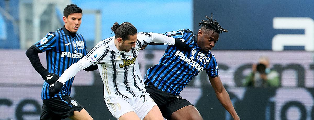 Atalanta - Juventus Coppa Italia Finale