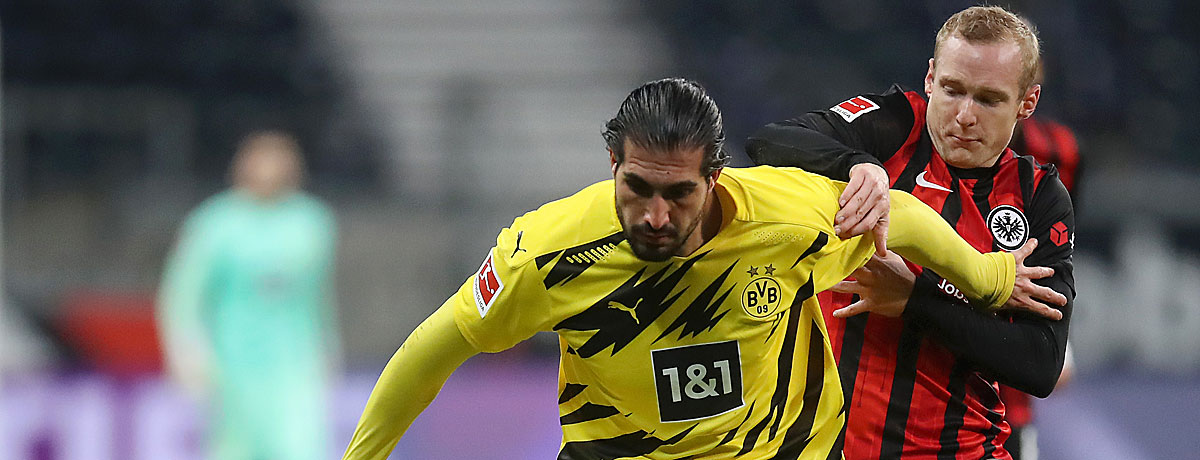 BVB - Eintracht Frankfurt: Dortmunds Schicksalsspiel um die Königsklasse