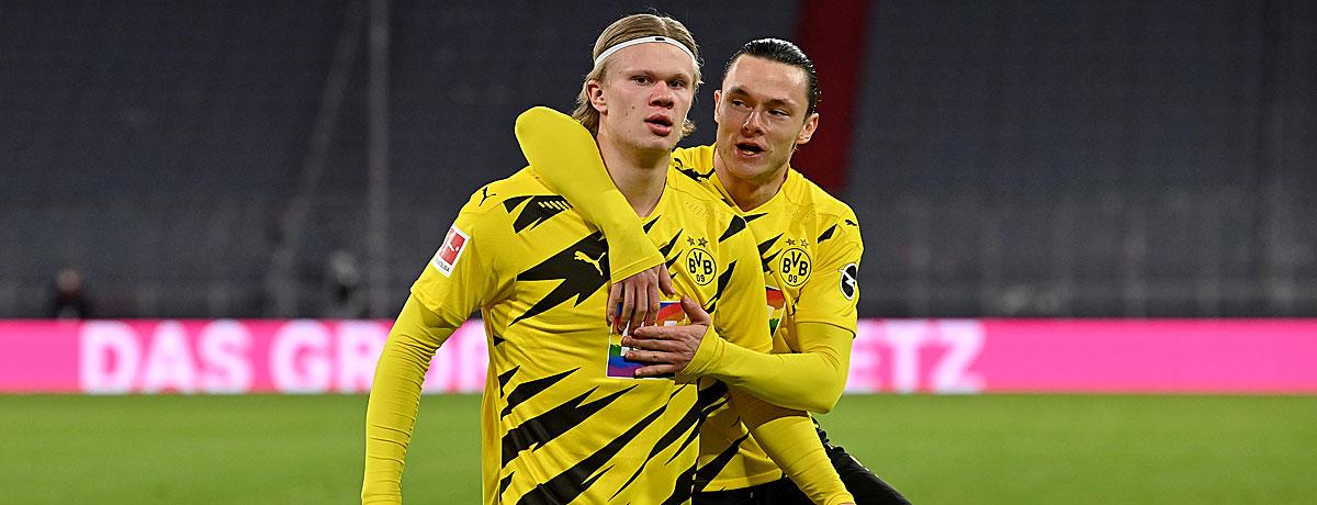 BVB - Hertha BSC: Dortmund setzt auf den Schulz-Effekt