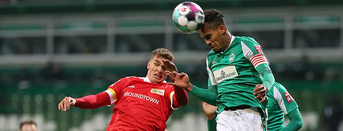 Union Berlin - Werder Bremen: Und immer gewinnt das Auswärtsteam ...