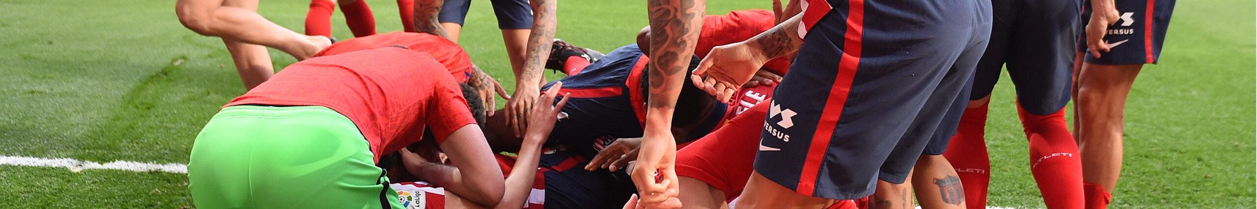 Titelrennen in La Liga: Atletico fehlt noch ein Sieg