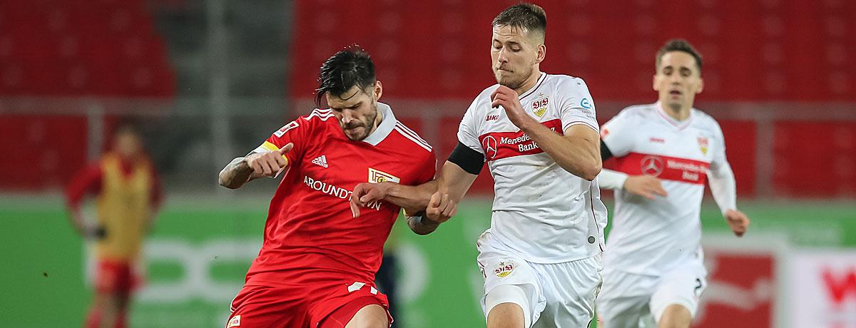 Union Berlin - VfB Stuttgart: Überraschungsteams im Kampf um Europa