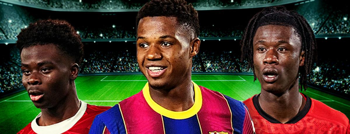 Die Stars der Zukunft: Die wertvollsten U20-Spieler der Welt