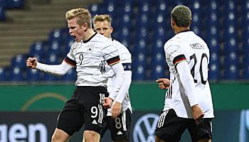 U21-EM: DFB-Team gehört zu den Favoriten in der Finalrunde
