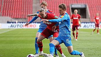 Holstein Kiel - 1. FC Köln: Noch ist nichts entschieden
