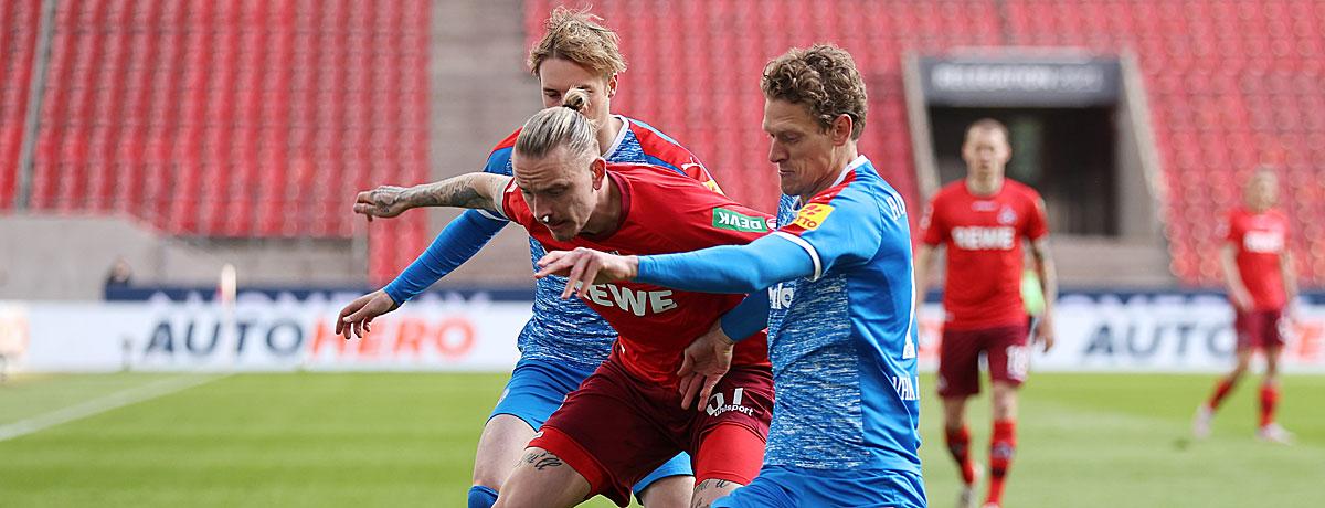 Holstein Kiel - 1. FC Köln Relegtion