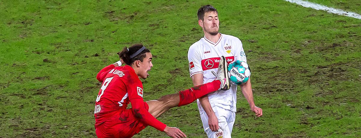 RB Leipzig - VfB Stuttgart: Den Roten Bullen liegen Aufsteiger