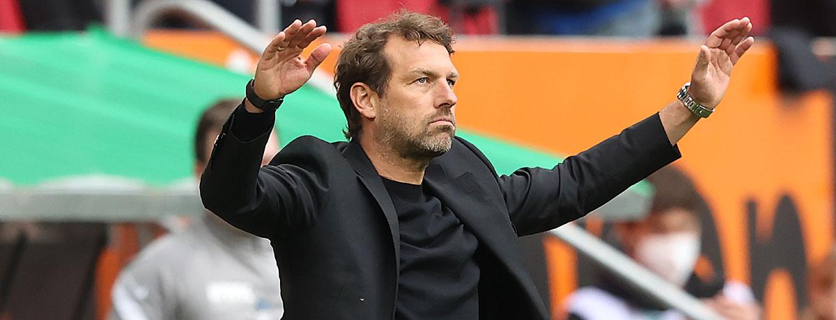 Trainer Markus Weinzierl