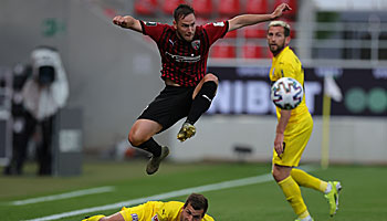 VfL Osnabrück - FC Ingolstadt: Arminia als warnendes Beispiel