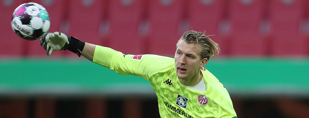 FSV Mainz 05 - FC Bayern: Dem Heimteam droht eine Gegentor-Flut