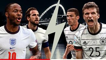 Über Wembley ins Viertelfinale: Take the South-Gate!