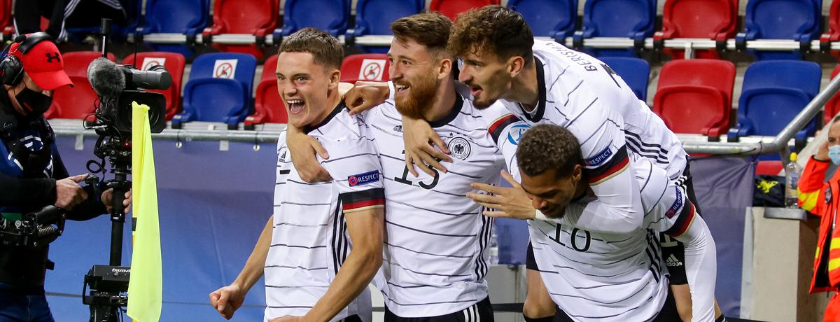 U21 EM-Finale Deutschland - Portugal: Mit Teamspirit und hoher Lernkurve zum dritten Titel