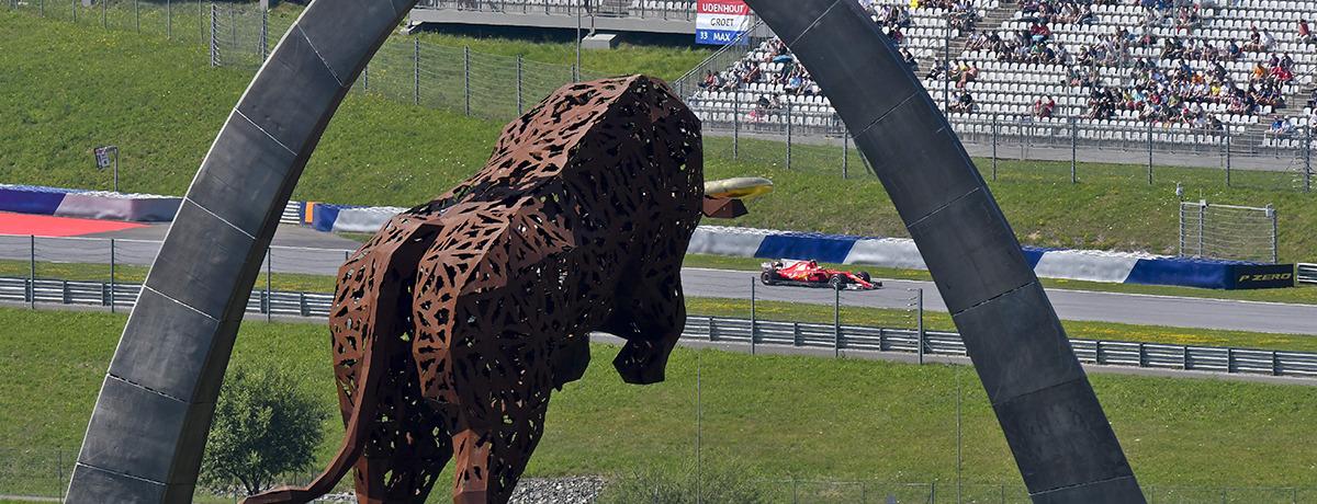 Formel 1 GP von Österreich: Need for Speed bei den Silberpfeilen