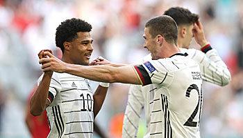 Deutschland - Ungarn: Mit einem Sieg ins Achtelfinale