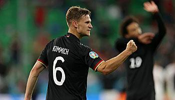 England - Deutschland: DFB-Team ohne Furcht