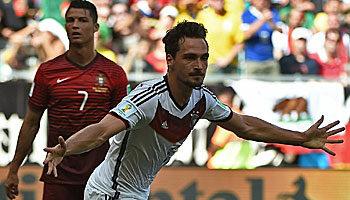 Portugal - Deutschland: DFB-Team setzt auf Turnier-Bilanz