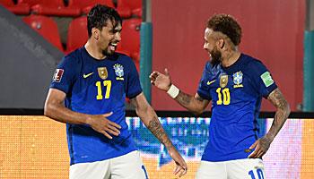 Copa America 2021: Brasilien gewann im eigenen Land immer den Titel