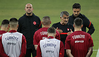 Türkei - Wales: Für das Günes-Team zählt nur ein Sieg