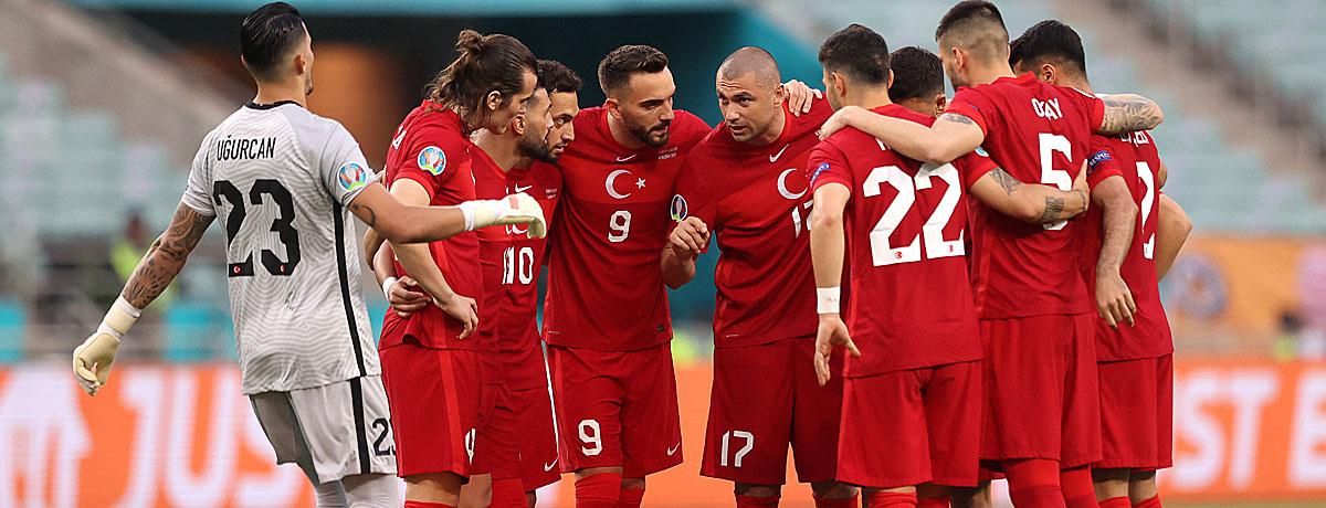 Schweiz - Türkei EM