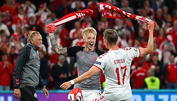 Wales - Dänemark: Danish Dynamite explodiert