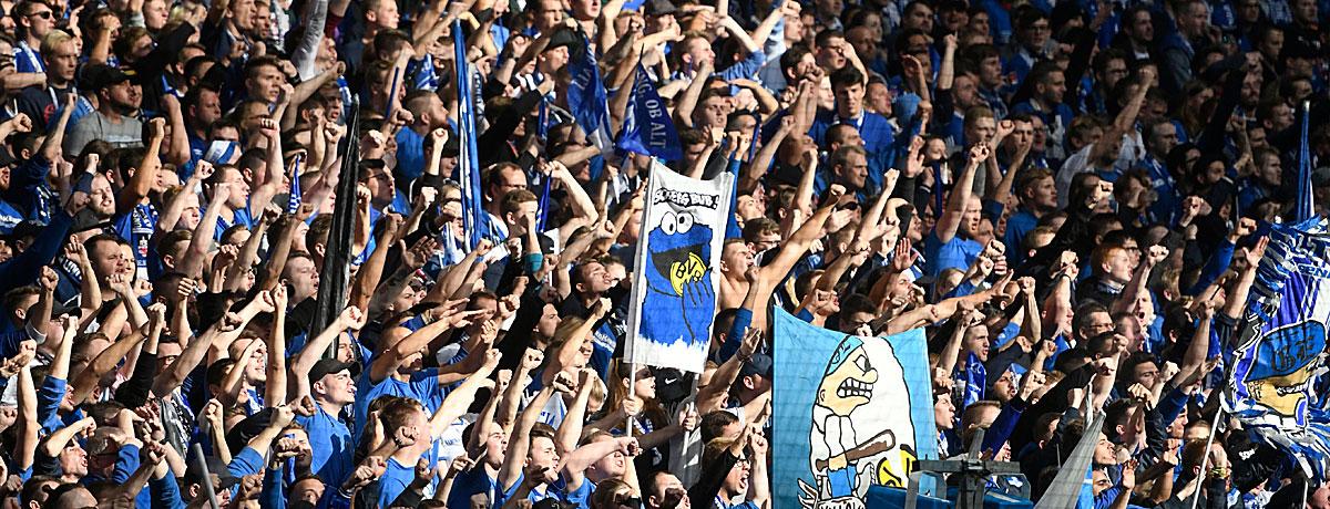 2. Bundesliga Meisterschaft Aufstieg