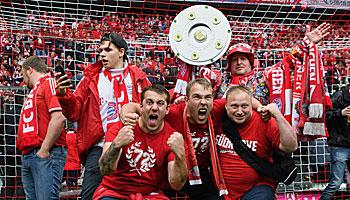 Meisterschaft Bundesliga: Die Sehnsucht nach einem spannenden Titelkampf