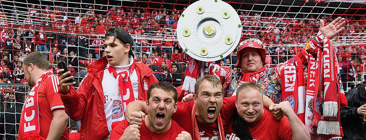 Meisterschaft Bundesliga