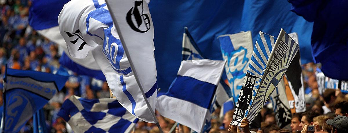 Schalke - HSV 2. Bundesliga 2021/22